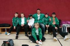 Landesmeisterschaft Bogen Halle 2012