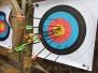 Vereinsmeisterschaft Bogen im Freien und Lichtgewehr/Pistole