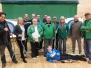 Vereinsmeisterschaft der Bogenschützen in der Halle 2017