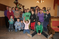 Weihnachtsfeier Vereinsjugend 2012